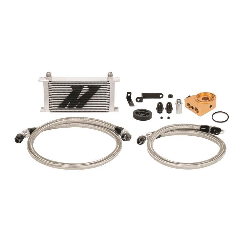 Zestaw chłodnica oleju MISHIMOTO Subaru WRX Thermostatic 2008+ - GRUBYGARAGE - Sklep Tuningowy